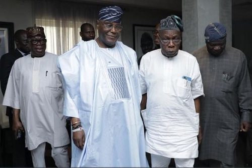 If Jesus Christ Was In Nigeria Today, He Would Complain Alot About This Country And Government - Obasanjo 1