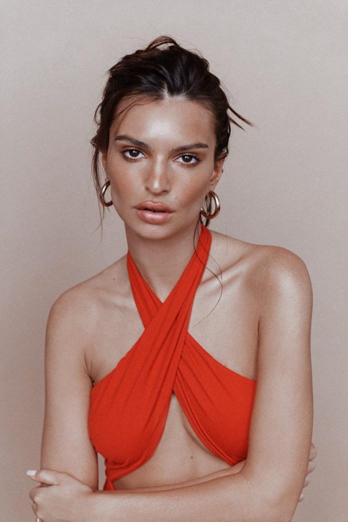 Emily Ratajkowski Set Pulse Racing As She Models Inamorata New Swimwear Collection 7