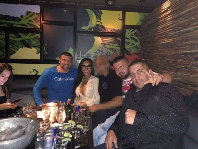 Jenny Sushe Lied? Reporter Gives Lap Dance To Kubrat Pulev Team At After Party 3