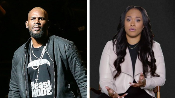 R Kelly Married 15-year-old Aaliyah, After Getting Her Pregnant - Former Girlfriend Reveals 4
