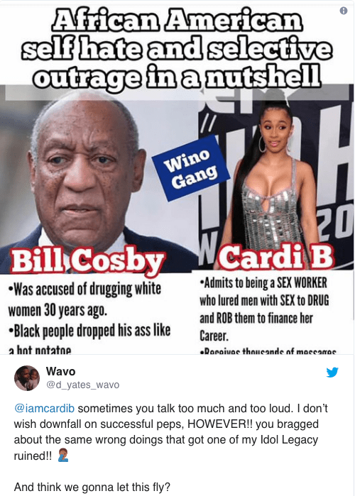 #SurvivingCardiB- Check Out The Reactions To Old Videos That Cardi B Drugged Men And Stole From Them 4