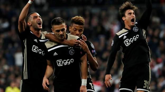 We Fear Nobody In Our Hunt For European Glory - Ajax Goalkeeper Onana 2