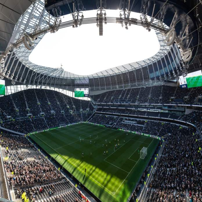 Boss Move! Tottenham's New £1bn Stadium Would Be 'Perfect' Stage For An Anthony Joshua Fight - Promoter Eddie Hearn 3