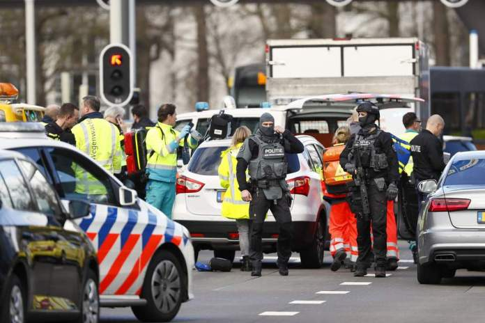 Utrecht Shooting: One Dead, Mosques Closed And Many Injured In Netherland Terror Attack 2