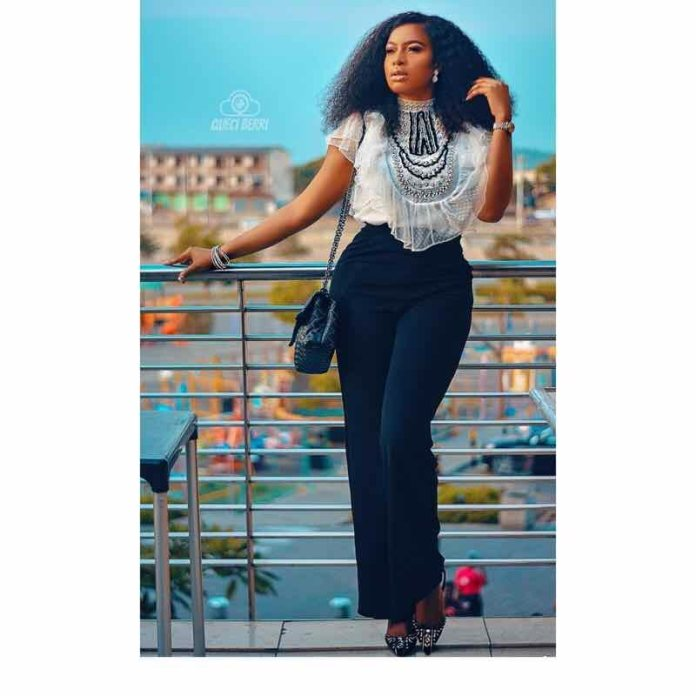 Celebrity Beauty Of The Day: Chika Ike Is The Stunning Queen In These New Photos 4