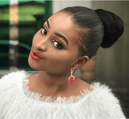 Etinosa Recounts How She Got Car Gift From Stranger