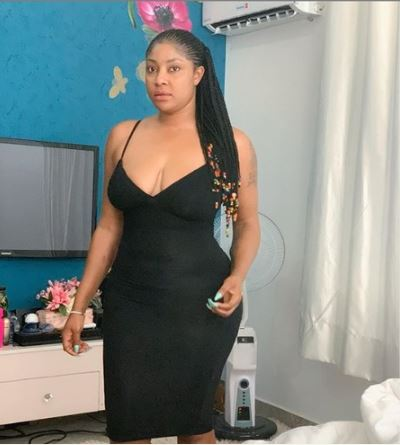 You Won't Believe Why Angela Okorie Was Body Shamed In This Picture 1