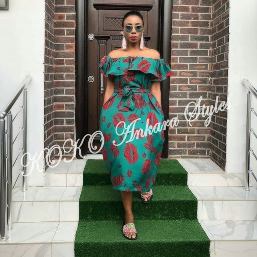 5 Classy And Gorgeous Ankara Styles That Are Just Too Chic To Ignore 4