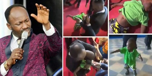 Did Apostle Suleman Really 'Resurrects' A 'Dead' Boy? 2
