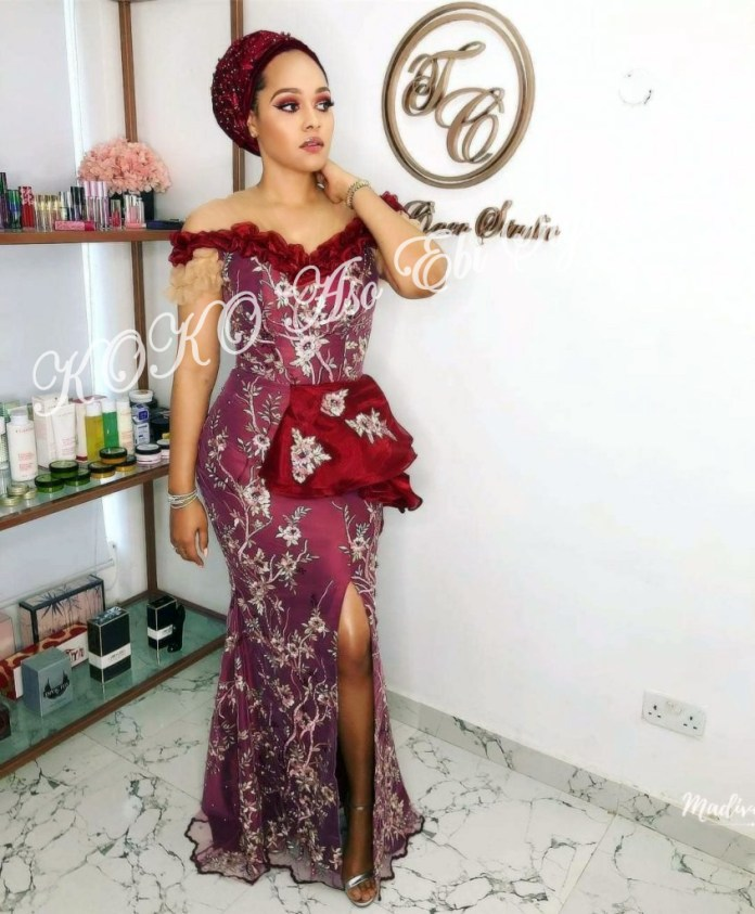 10 Hot Must Have Aso Ebi Styles For Every KOKOnista 8
