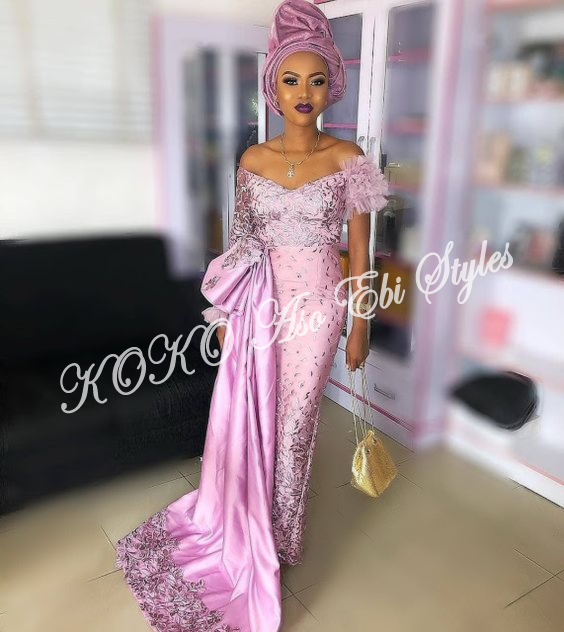 10 Hot Must Have Aso Ebi Styles For Every KOKOnista 9
