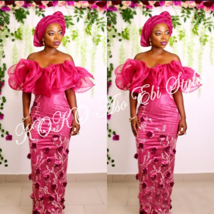 10 Hot Must Have Aso Ebi Styles For Every KOKOnista 1