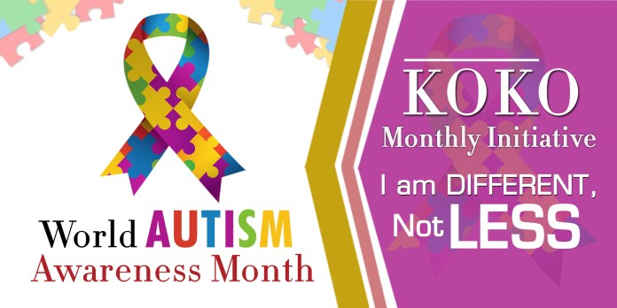 KOKO Monthly Initiative: The Types Of Autism And What You Need To Know About Them 1