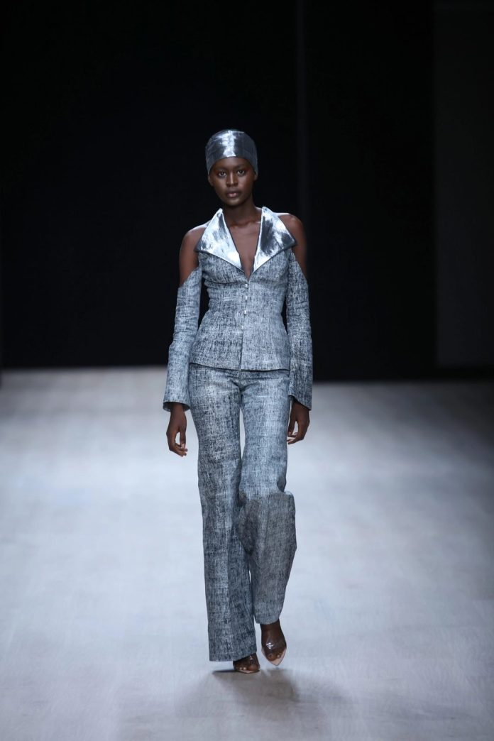 Edgy And Chic! CLAN New Collection At ARISE Fashion Week 2019 12