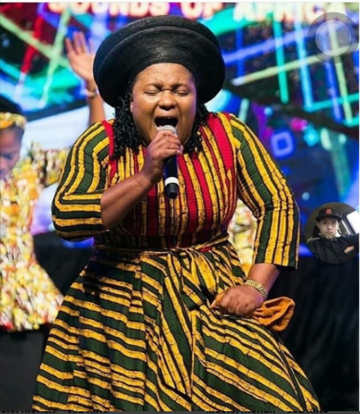 I Overcame The Challenges In The Music Industry By Trusting In God, Not Men - Chioma Jesus 2