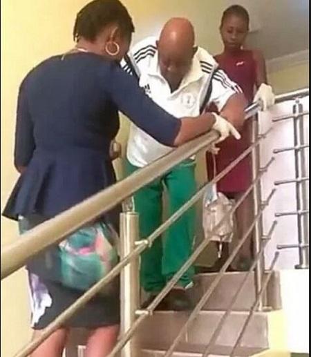 Femi Otedola Offers To Pay Christian Chukwu's Medical Bills 2
