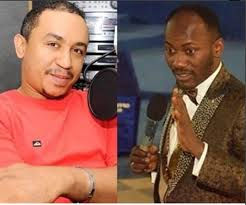I'm Quite Close With Apostle Suleiman - Daddy Freeze Drops Bombshell 3