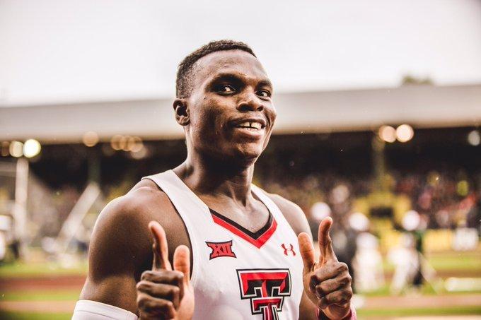 Nigeria's Divine Oduduru Becomes The World Fastest Man 1