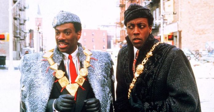 """""""Good Morning My Neighbours, It's Official""""! Eddie Murphy And Arsenio Hall Reunite For Coming To America Sequel 5"""