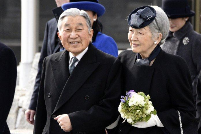 Japan's Emperor Akihito Abdicates In Historic Ceremony 3