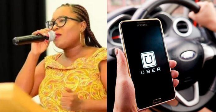 Uber Driver Called Me A Prostitute - Funmilola Bucknor 2
