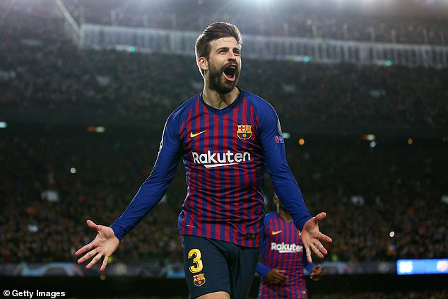Gerard Pique Warns Barcå Teammates To Kill Off United If Given The Chance 1