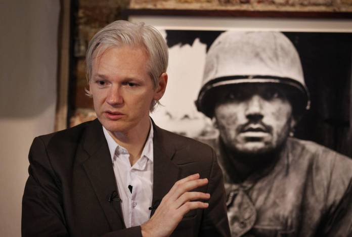 """Julian Assange """"Is No Hero""""- British Foreign Minister 1"""