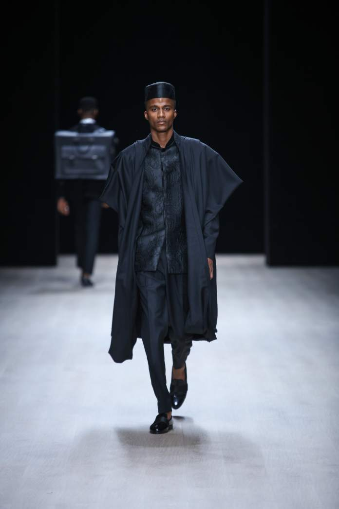 Classy & Contemporary! Mai Atafo New Collection At ARISE Fashion Week 2019 24