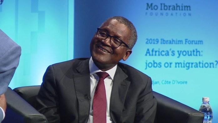 Must Watch Video: The Trending Aliko Dangote Interview With Mo Ibrahim 3