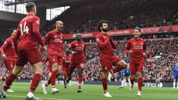 Liverpool Needs To Win There Last 4 Fixtures To Win The EPL- Mo Salah 1