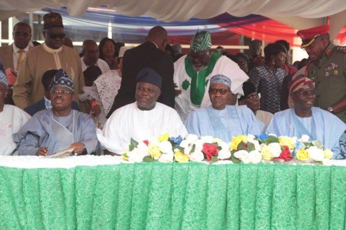 We'll Improve Lives With High Impact Facilities Says Muhammadu Buhari In Lagos 2