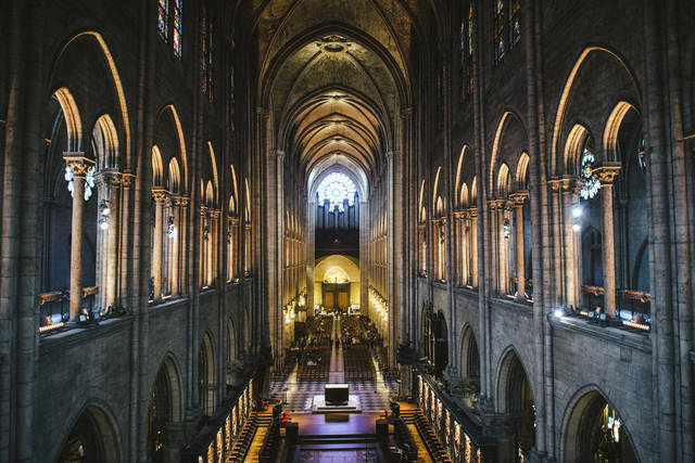 Notre Dame Cathedral: 850-year-old History Of Our Lady of Paris - A Masterpiece of Gothic Architecture 3