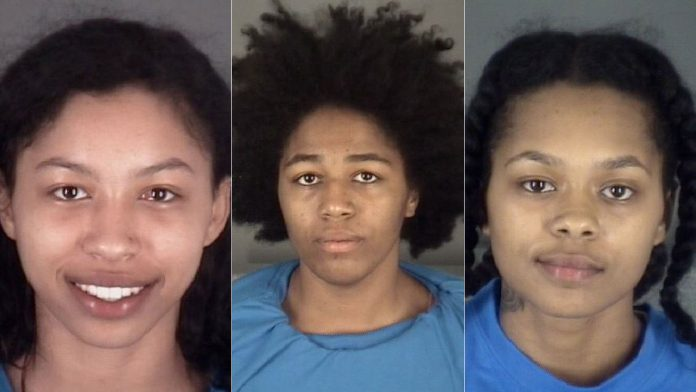 Three Naked Women Lead Police On Car Chase 3