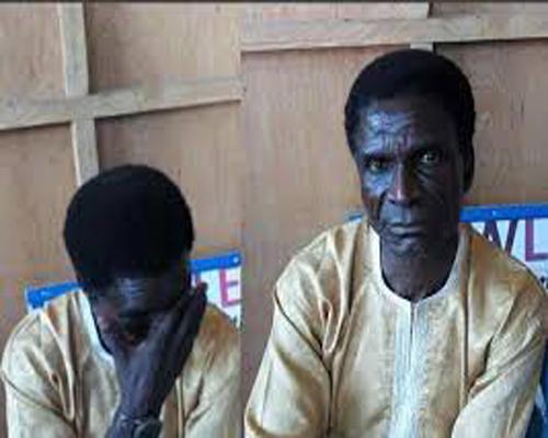 Shocker! Pastor Impregnates Member, Prays For Her Mother Naked 3