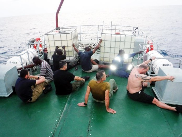 Nigerian Navy Arrests 19 Suspected Pirates Along With 2 Vessels 1