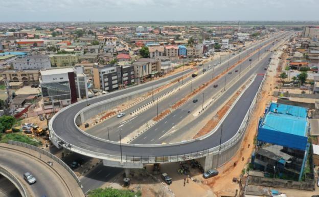 Buhari Inaugurates Oshodi Transport Interchange Built To Accommodate 820, Mass Transit Buses 2