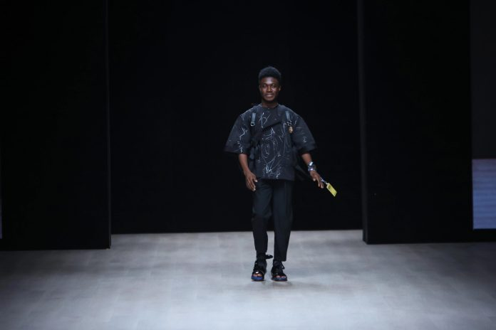 Refreshing! Papa Oppong New Collection At ARISE Fashion Week 2019 10