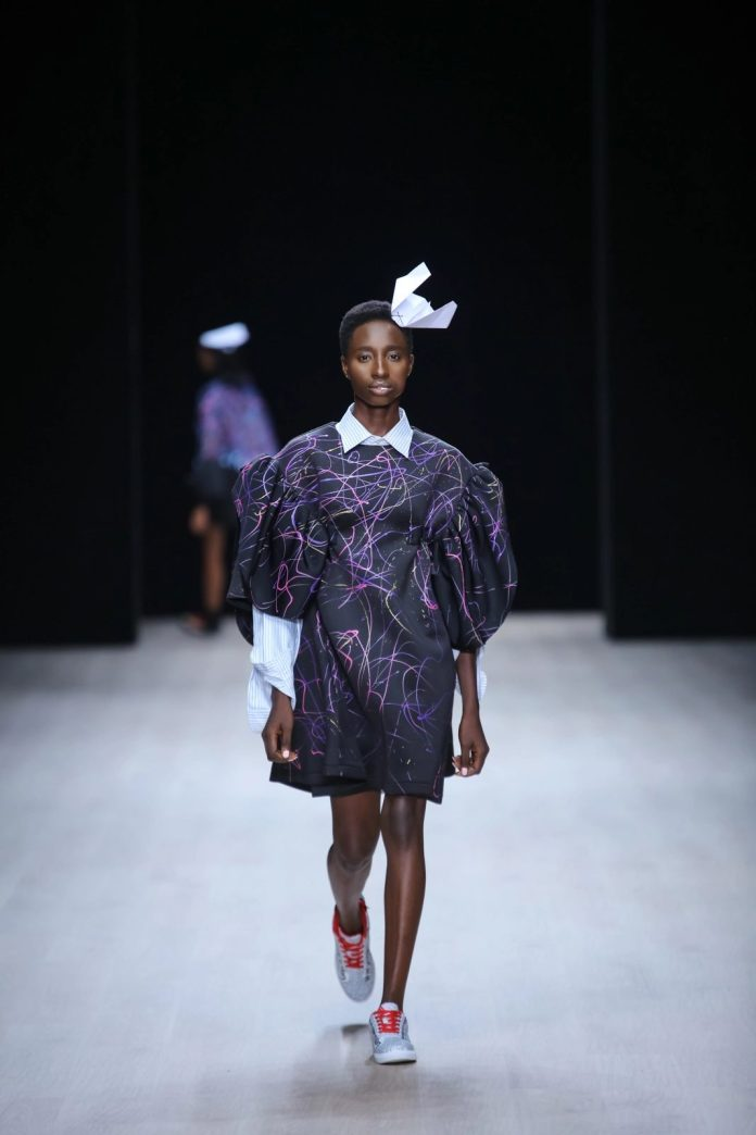 Refreshing! Papa Oppong New Collection At ARISE Fashion Week 2019 11