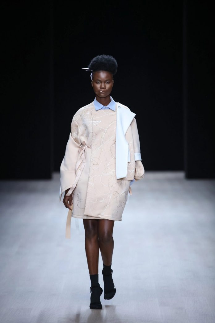 Refreshing! Papa Oppong New Collection At ARISE Fashion Week 2019 5