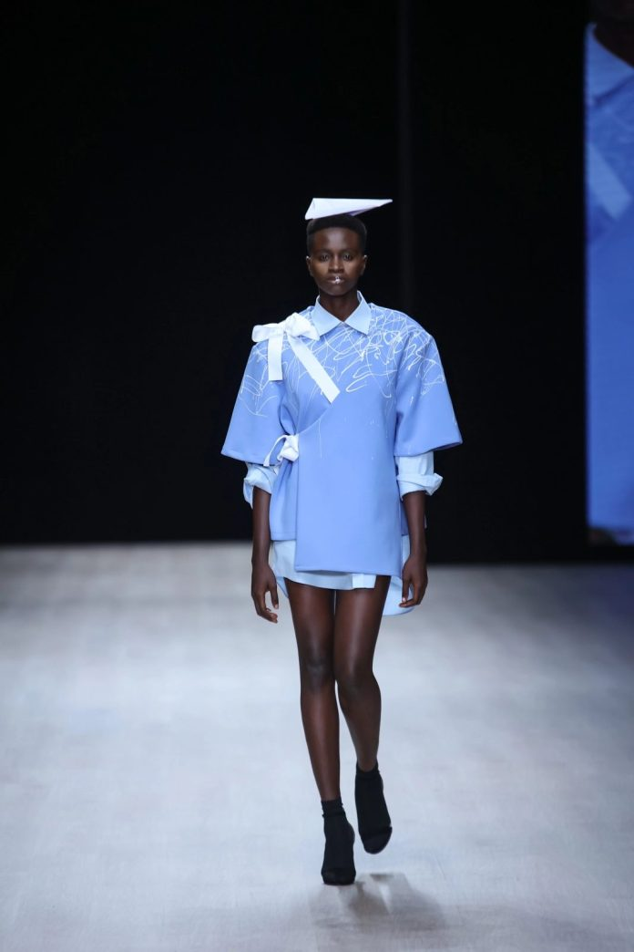 Refreshing! Papa Oppong New Collection At ARISE Fashion Week 2019 7
