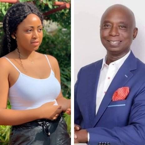 Uche Maduagwu Slams Helen Paul For Supporting Regina Daniels' Marriage 1