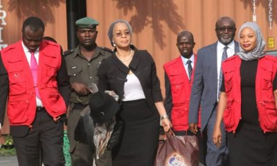 Drama At Court: EFCC Apprehends Justice Rita Ofili-Ajumogobia After Corruption Charges Were Struck Out 2