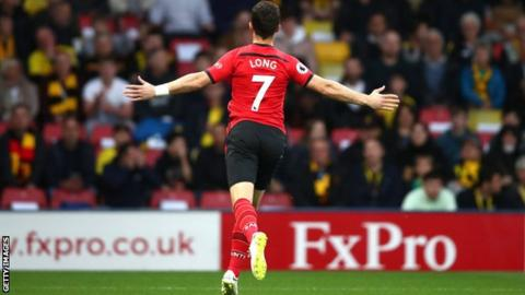 EPL: Southampton's Shane Long Scores The Fastest Goal Ever In The EPL 2