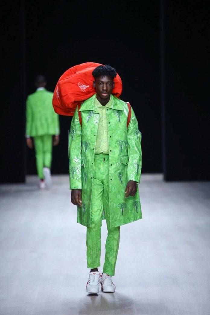 Redefining Menswear! Tokyo James New Collection At ARISE Fashion Week 2019 10