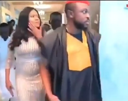 Toyin Abraham Is 'Pregnant....Steps Out With A Baby Bump' 1