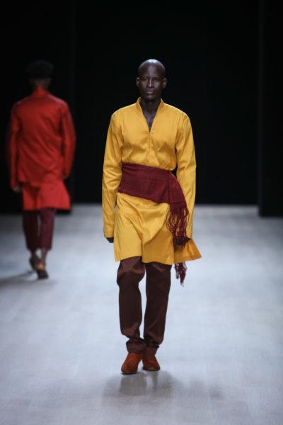 Turfah Collection At ARISE Fashion Week 2019 13