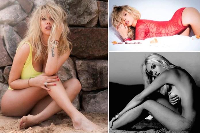 Wanda Wonder! Mauro Icardi's Stunning Wife Breaks The Internet With Naked Beach Snap 4