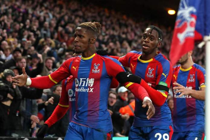 Wilfried Zaha Refuses To Rule Out Arsenal Summer Move 1