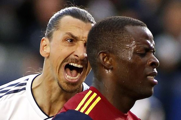 Nedum Onuoha Rejects Ibrahimovic's Apology After Pair Squared Off, In MLS War Of Words 4