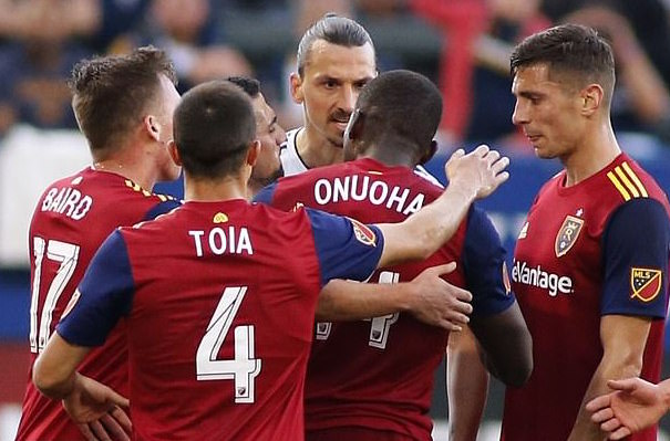 Nedum Onuoha Rejects Ibrahimovic's Apology After Pair Squared Off, In MLS War Of Words 2